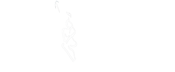Logo for Lisa Marie Maya with image of wolf woman